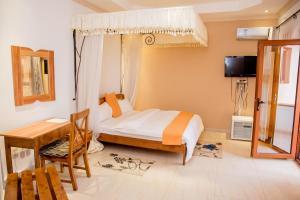 Mountain's View Hotel, Отели типа «постель и завтрак»  Бужумбура - big - 21