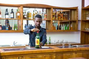 Mountain's View Hotel, Отели типа «постель и завтрак»  Bujumbura - big - 28