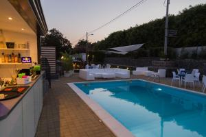 La Terrazza, Bed and breakfasts  Aci Castello - big - 27