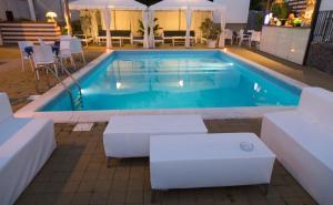 La Terrazza, Bed and breakfasts  Aci Castello - big - 26