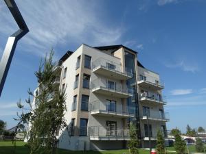 Apartament z widokiem na morze Apartament Turkusowy