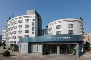 Motel Shanghai Jinshajiang Road Daduhe Road Metro Station - Zhenru