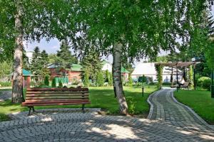 Sanatoriy Izumrudniy, Sanatóriá a kúpele  Gorjačij Ključ - big - 40