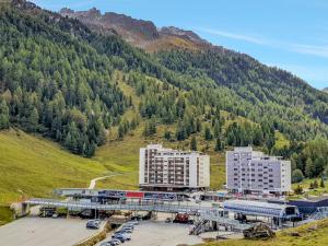 Apartment Rosablanche E31, Apartments  Siviez - big - 4