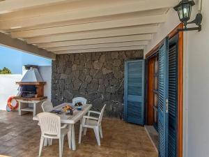 Villa Villa Callao Negro.1, Vily  Playa Blanca - big - 11