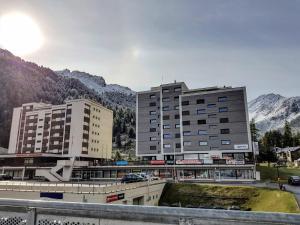 Apartment Rosablanche C12, Ferienwohnungen  Siviez - big - 4
