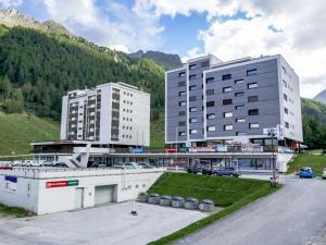 Apartment Rosablanche C12, Ferienwohnungen  Siviez - big - 6