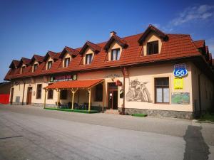 Pensiune MOTEL ROUTE 66 Lopej Lopej Slovacia