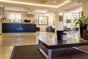 Excel Hotel Roma Ciampino, Szállodák  Marino - big - 37