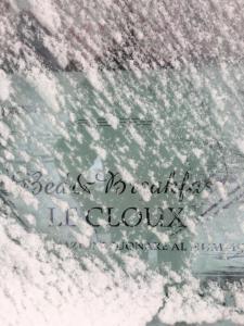 B&B Le Cloux - Accommodation - La Thuile