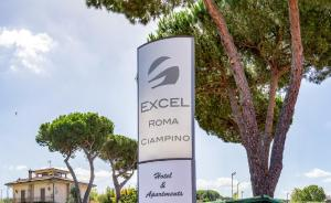 Excel Hotel Roma Ciampino, Szállodák  Marino - big - 43