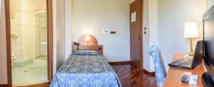 Excel Hotel Roma Ciampino, Szállodák  Marino - big - 38