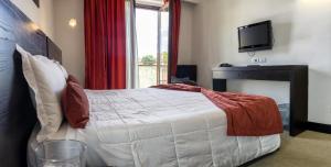 Excel Hotel Roma Ciampino, Szállodák  Marino - big - 49