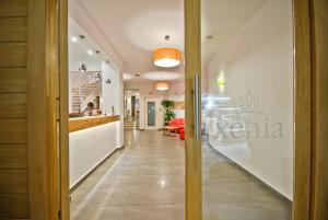 Xenia Hotel, Отели  Наксос - big - 62