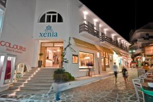 Xenia Hotel, Hotely - Naxos