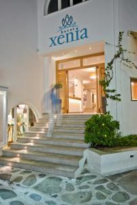 Xenia Hotel, Отели  Наксос - big - 42