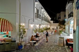 Xenia Hotel, Отели  Наксос - big - 48