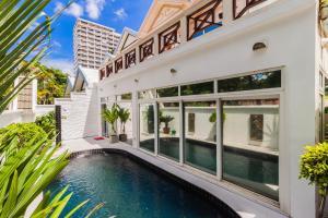 Jomtien Palace Pool Villa By Pattaya Sunny Rentals - Jomtien Beach