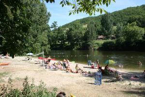 Location gîte, chambres d'hotes Village Camping Les Vignes dans le département Lot 46