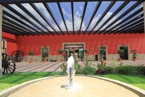 Hoteles Villa Mercedes San Cristobal, Hotels  San Cristóbal de Las Casas - big - 33