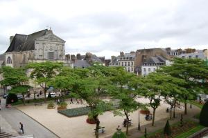 obrázek - Vue imprenable sur la Mairie