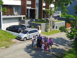 Villa Bogor Nirwana, Nyaralók  Bogor - big - 3