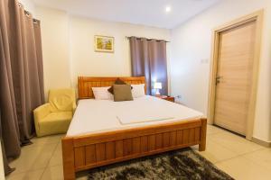 Accra Luxury Apartments, Appartamenti  Accra - big - 12