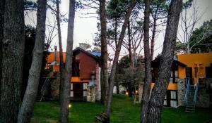 Cabañas Entreverdes, Turistaházak  Villa Gesell - big - 46