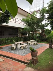 Sripiamsuk resort, Курортные отели  Ban Bang Phang - big - 46