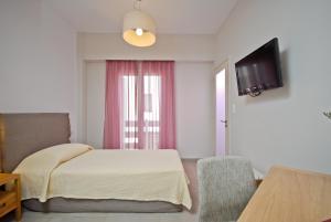 Xenia Hotel, Отели  Наксос - big - 54