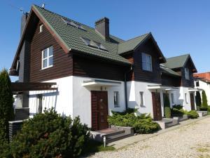 Ferienhaus Całoroczne Domki w Grzybowie koło Kołobrzegu Grzybowo Polen