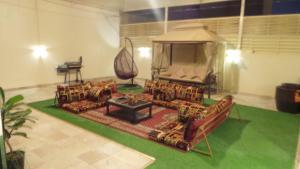 Rest Night Hotel Apartment, Апарт-отели  Эр-Рияд - big - 126