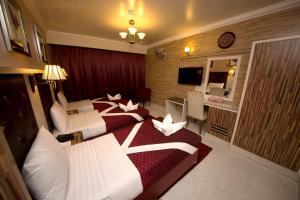 Sutchi Hotel, Отели  Дубай - big - 46
