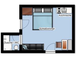 Gästehaus Gapp, Farmy  Wildermieming - big - 23