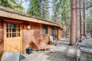 17B Tyler's Timber Lodge, Prázdninové domy  Wawona - big - 10