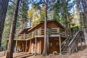 17B Tyler's Timber Lodge, Prázdninové domy - Wawona