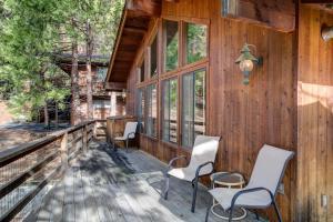 17B Tyler's Timber Lodge, Prázdninové domy  Wawona - big - 19
