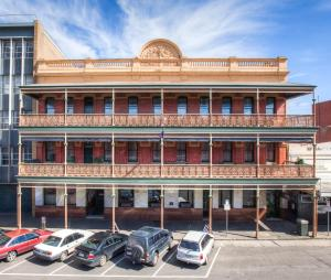 Quality Inn The George Hotel Ballarat - Ballarat