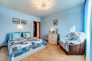Apartment Vesta on Veteranov - Volodarskaya