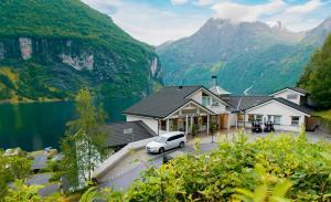 obrázek - Grande Fjord Hotel