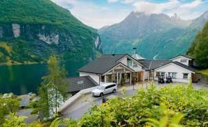 Grande Fjord Hotel - Geiranger