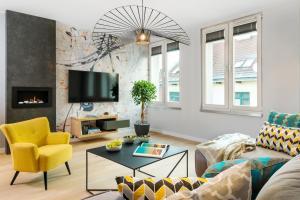 Privilege Suites, Апарт-отели  Краков - big - 130