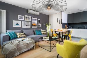 Privilege Suites, Апарт-отели  Краков - big - 134