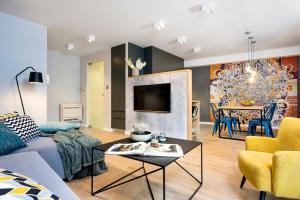 Privilege Suites, Апарт-отели  Краков - big - 96