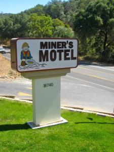 Miners Motel Jamestown - Columbia