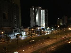 Swimming pool & Beach, en La Marina, Apartmány  Mazatlán - big - 36