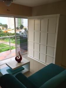 Swimming pool & Beach, en La Marina, Apartmány  Mazatlán - big - 41