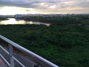 Swimming pool & Beach, en La Marina, Apartmány  Mazatlán - big - 42