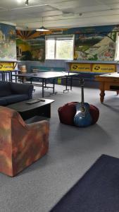 Albergues - Berkenhoff Lodge