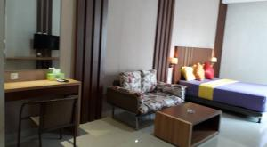 City Hotel, Hotel  Tasikmalaya - big - 96